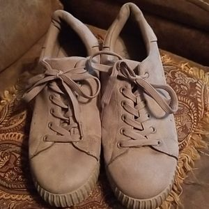 Qupid Gray shoes Size 41
